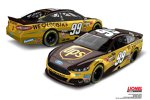 Carl Edwards (Roush-Ford) mit UPS