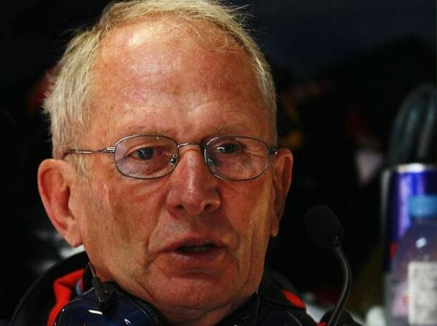 Helmut Marko (Red-Bull-Motorsportchef)