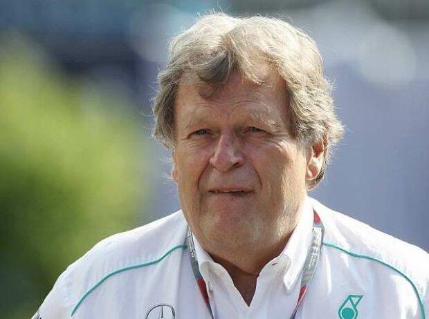 Norbert Haug (Mercedes-Motorsportchef)