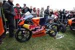 Die Weltmeister KTM von Sandro Cortese