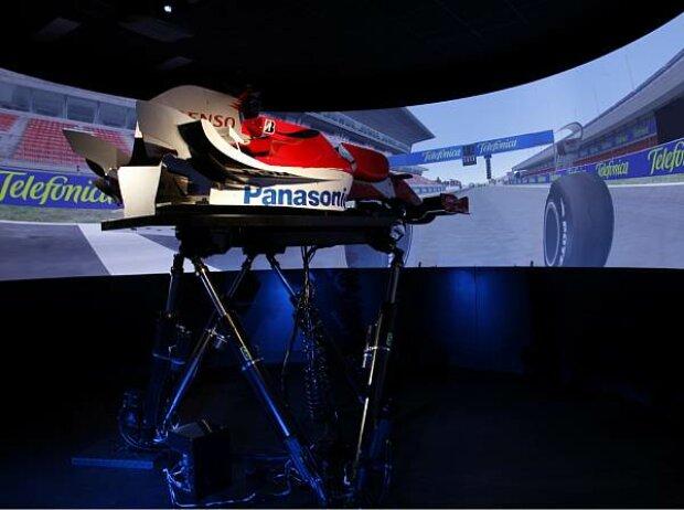 Toyota-Simulator