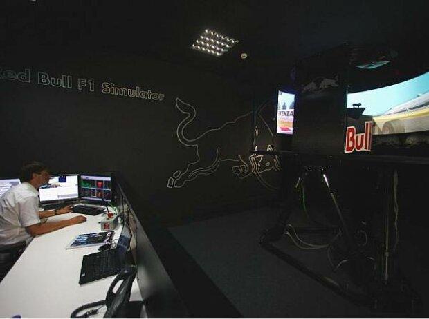 Red-Bull-Simulator in Milton Keynes