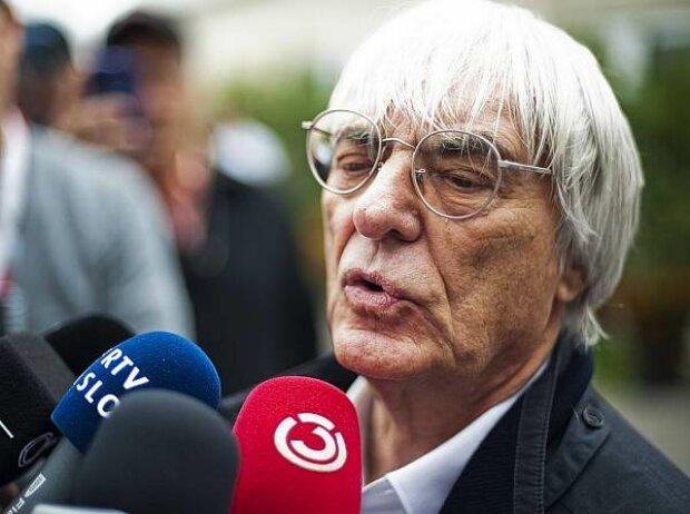 Bernie Ecclestone (Formel-1-Chef)