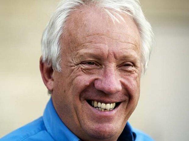 Charlie Whiting (Technischer Delegierte der FIA)