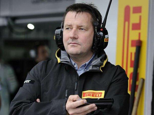 Pirelli-Motorsport-Direktor Paul Hembery