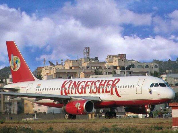 Kingfisher-Jet