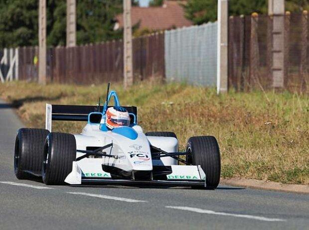 Formel-E-Fahrzeug