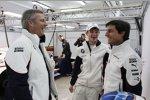 Jens Marquardt, Marco Wittmann und Bruno Spengler (Schnitzer-BMW)