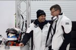 Thomas Biagi und Chris Dyer