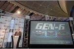 Robin Pemberton und das Gen6