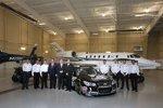 Chip Ganassi Racing präsentiert Cessna als neuen Sponsor