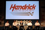 Kasey Kahne (Hendrick), Jeff Gordon (Hendrick), Rick Hendrick und Jimmie Johnson (Hendrick)