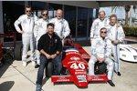 Hans-Joachim Stuck und Michael Andretti