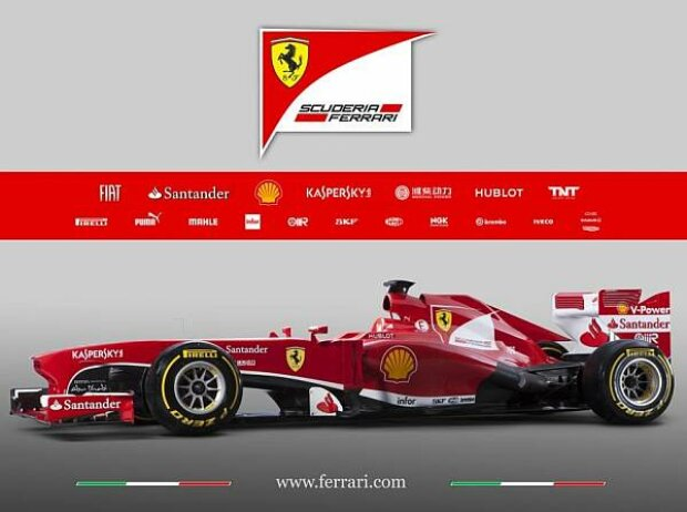 Der Ferrari F138