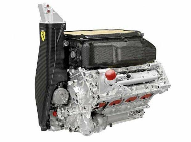 Ferrari V8-Motor