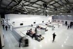 Red-Bull-Fabrik in Milton Keynes: Der Workshop, wo die Autos vor dem Rennen zusammengebaut und nach dem Rennen zerlegt werden