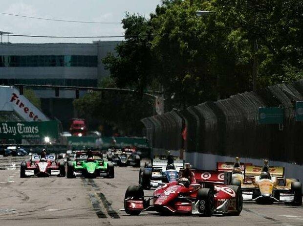 IndyCar-Saisonauftakt 2012 in St. Petersburg