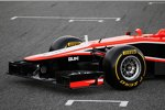 Präsentation des Marussia-Cosworth MR02