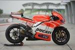Die Ducati Desmosedici GP13 von Nicky Hayden