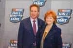 Darrell Waltrip und Ehefrau Stevie