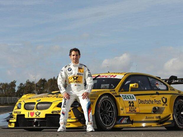 Timo Glock, BMW