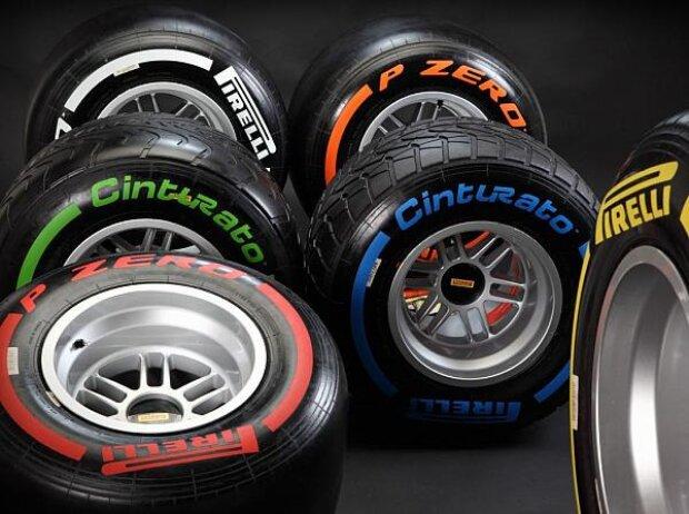 Pirelli-Reifen 2013