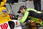 Ryan Hunter-Reay und James Hinchcliffe (Andretti)