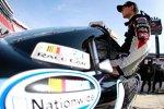 Nationwide-Rookie Kyle Larson in seinem Turner-Chevrolet