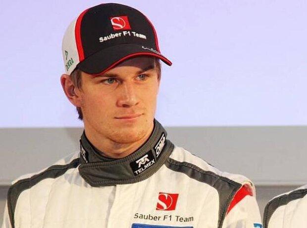 Nico Hülkenberg, Esteban Gutierrez
