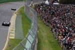 Valtteri Bottas (Williams) und Pastor Maldonado (Williams)