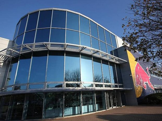 Red-Bull-Fabrik, Milton Keynes