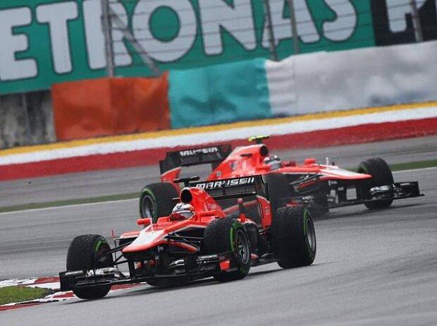 Jules Bianchi, Max Chilton