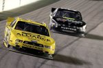 Sam Hornish Jun. (Penske) im Nationwide-Rennen von Texas
