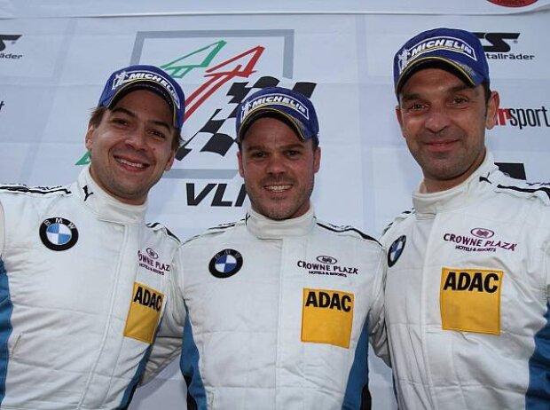 Augusto Farfus, Dirk Müller, Jörg Müller