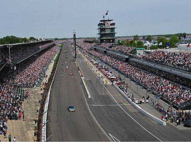 Start zum Indy 500 2008