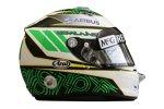 Helm von Heikki Kovalainen (Caterham)