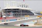 Sergio Perez (McLaren) und Esteban Gutierrez (Sauber)