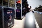 Mark Webber (Red Bull) und Christian Horner