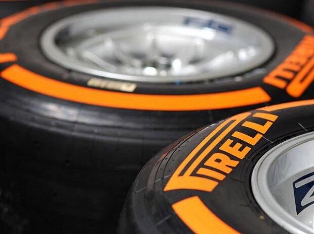 Pirelli, Reifen, hard