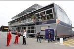 Die Energy-Station von Red Bull