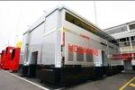 Die Station von McLaren