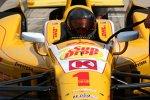Kurt Busch im Andretti-Chevrolet von Ryan Hunter-Reay