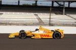 Kurt Busch und seine ersten Runden im IndyCar