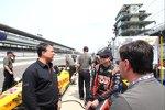 Erste Analyse: Kurt Busch und Michael Andretti