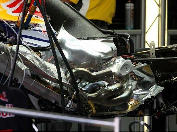 Renault-Motor im Red Bull
