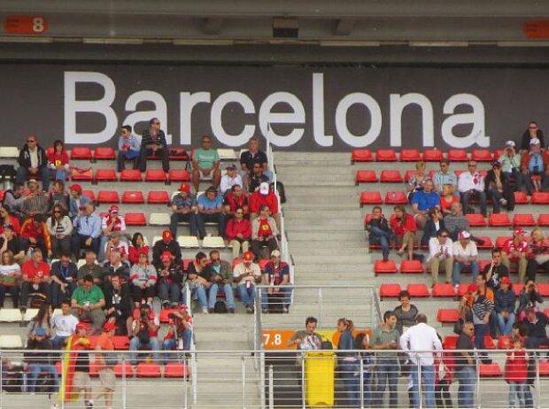 Circuit de Catalunya in Barcelona