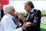 Bernie Ecclestone und Luca di Montezemolo