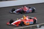 Ernesto Viso und Marco Andretti