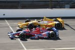 Marco Andretti und Ryan Hunter-Reay