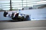 Conor Daly crasht